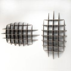 Storage shelves for CDs today come in different shapes and sizes. These are from Unto This Last #storage #homes