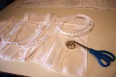 How to make a Wedding Dress
