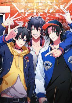 Anime Boys, Manga Anime, Cool Anime Guys, Hot Anime Boy, Otaku Anime, Anime Friendship, Rap Battle, Kawaii Anime, Anime Characters