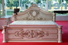The Latest Cheap Bridal Bed, Cheap Bed Ranjang Tidur Murah Pengantin Terbaru, Model Tempat Tidur Murah Furniture Jepara… The Latest Cheap Bridal Bed Beds, Cheap Jepara Furniture Bed Models, Minimalist Carved Bedroom Sets Semi Slanted Prices - Wood Bed Design, Bed Decor, Bed Furniture Design, Bed Design, Discount Bedroom Furniture, Furniture, Bed Design Modern, Bedroom Bed Design, Bedroom Furniture
