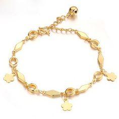 Jewelry K Gold Jewelry Bride Wedding Bells Try Bracelet KS