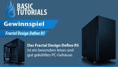 Fractal Design Define R5 Gewinnspiel
