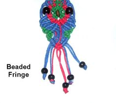 Beads and Knots