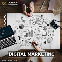 Your Business just needs a digital push for a positive transformation. Coracc technologies power your digital dreams & take your business ahead with the best digital marketing strategies. Online Marketing Services, Digital Marketing Strategy, Marketing Strategies, Email Marketing, Content Marketing, Affiliate Marketing, Innovation, Technology, Teaching