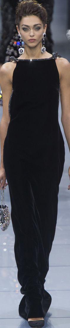 Armani Privé Fall 2016 Couture