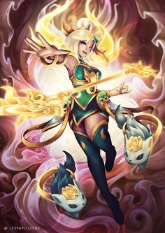 League of Legends - Lunar Empress Lux Lol League Of Legends, League Of Legends Poster, League Of Legends Characters, Fantasy Warrior, Fantasy Girl, Overwatch Phone Wallpaper, Fantasy Characters, Anime Characters, Character Art