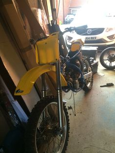 22 Best RM 125 1988 Rebuild images in 2015 | Vehicles