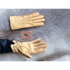Beste Herren Hirschleder Handschuhe