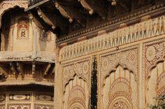 Havelis at Ramgarh | Flickr: partage de photos!