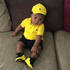 young children outfit and baby boy swang, find out a few inspiring ideas of wide selection of kid's dress. Baby Boy Swag, Kid Swag, Cute Baby Boy, Cute Baby Clothes, Cute Kids, Black Baby Boys, Cute Black Babies, Beautiful Black Babies, Cute Babies