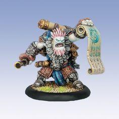 Trollbloods - Trollkin Sorcerer