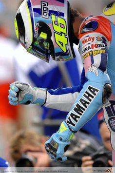 Valentino Rossi 2007 Assen Livery