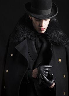 Fall/Winter 2013 lookbook  Italian menswear line Tom Rebl