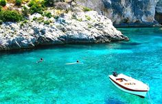 #4- Zakynthos island, greece.  Is it just me or is it very hard to believe there is even a place this spectacular on earth?