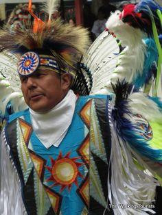 Winnebago powwow: Fun time mixing history, dance and food - The Walking Tourists