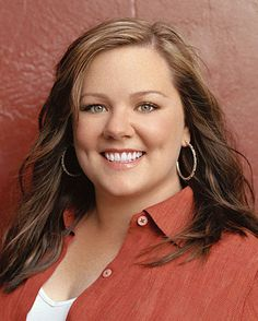 """Melissa McCarthy (I totally remember watching her on """"Gilmore Girls"""" & """"Samantha Who?"""" Aww, I miss those shows.)"""