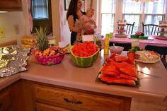 "Photo 24 of 25: Pink & green Ladybugs / Birthday ""Maggie's Ladybug 1st Birthday""   Catch My Party"
