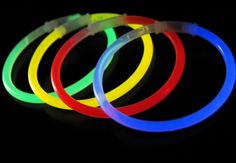 Favors - Glow Bracelets Assorted Colors | Pack of 25 (($)) Glow Bracelets, Teen Parties, Save On Crafts, Favors, Color, Presents, Teenage Parties, Guest Gifts, Colour
