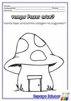 Atividades para Educação infantil: Artes! - ESPAÇO EDUCAR