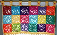 Bastidor de ventana cortina de la cocina los niños cortina