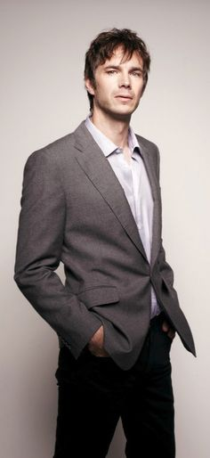 I have chosen James D'Arcy to be my escort. He is tall, handsome with piercing green eyes. I just know he can dance!