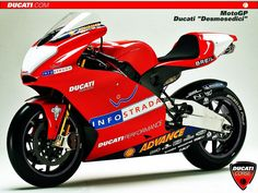 "Ducati MotoGP ""Desmosedici"""