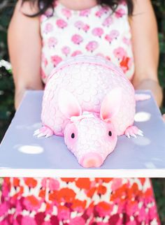 Blush Steel Magnolias Bridal Shower – Inspired by This