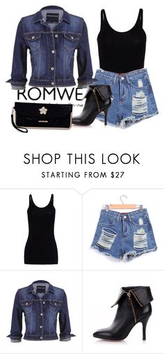"""""""Untitled #360"""" by sara-bitch1 ❤ liked on Polyvore featuring T By Alexander Wang, maurices and Love Moschino"""