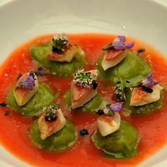 Olive, triglie e cuori di bue