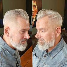 Wake Up and Smell the Barbicide Medium Skin Fade, Pompadour, Couple Photos, Couples, Instagram, Style, Fashion, Couple Shots, Swag