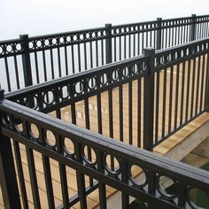 Another Balcony Railing Option