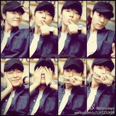 donghae :* Lee Donghae, Pretty Asian, Asian Boys, Super Junior, Movie Posters, Movies, Image, Asian Guys, Film Poster