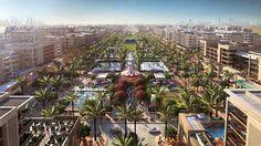 Dubai's Nshama Awards Dhs22m Deal To Al Naboodah For Town Square