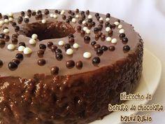Nueva receta disponible en el Blog: Bizcocho de Donuts de chocolate. Fácil y delicioso!!! Pudding, Cake, Desserts, Flan, David, Mousse Cake, Apple Muffins, Custard, Caramel