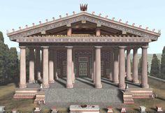 Capitoli Triad temple, Roma