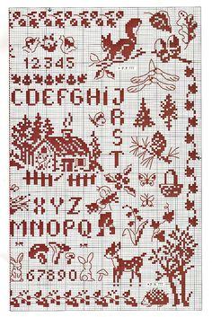 Gemaakt in 2013 elke dag een draadje Gallery.ru / Фото #40 - DFEA-18 - Orlanda