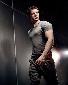 Chris Evans   I Like U Captain.