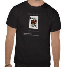 Victim Card T Shirt