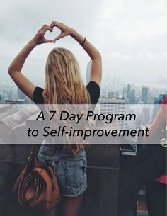"""Victory Fitness: """"A Better You"""" A 7 Day Program to Self-improvement-pretty coooollll Self Development, Personal Development, Libido, Happiness, How To Better Yourself, Growth Mindset, Pole Dancing, Things To Know, Better Life"""
