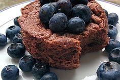 Low carb Eiweiß-Tassenkuchen aus der Mikrowelle (Rezept mit Bild)   Chefkoch.de