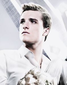 Josh from the 'Catching Fire' Victory Tour posters.