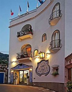 Image of Hotel Villa Franca, Positano.........missing this place :(....trying to talk kenny into going