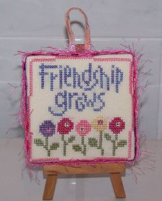 Friendship grows by lizzy kate