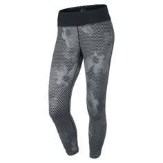 Nike Epic Run Printed Women's Cropped Running Tights - ?50