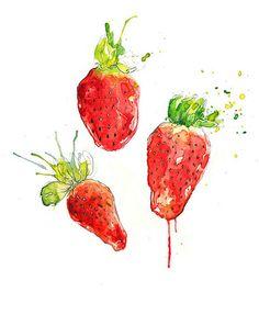 the strawberries taste like strawberries