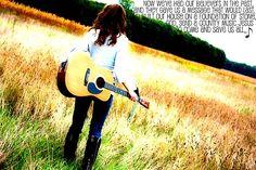 """Country Music Jesus"" -Eric Church"