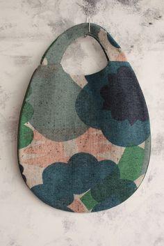 Mina mina perhonen perhonen flower basket egg bag