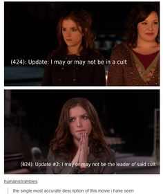 Pitch Perfect in a nutshell
