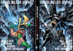 Absolute All-Star Batman And Robin, The Boy Wonder by Frank Miller, Jim Lee (Illustrator)