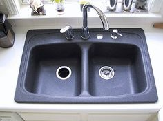 Wonderful How To Clean A Granite Composite Sink | Granite Composite Sinks, Granite  And Sinks